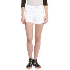 Hypernation Solid Women's Chino Shorts_HYPM0711