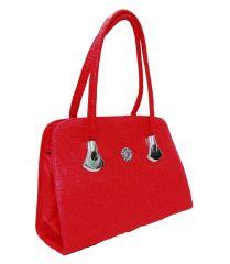 Estoss Women's Clothing - Estoss MEST1202 Pink Designer Handbag