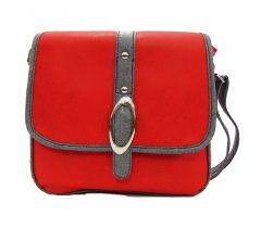 Estoss Women's Clothing - Estoss MEST2629 Red  Sling Bag
