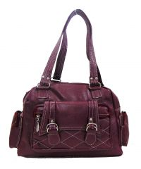 Estoss MEST2882 Maroon  Handbag