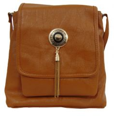 Gift Or Buy Estoss Mest5700 Brown Sling Bag