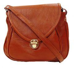 Handbags - Estoss Brown Sling Bag - MEST6310