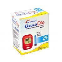 25 Test Strips For Dr. Morepen Gluco One Blood Sugar Bg-02