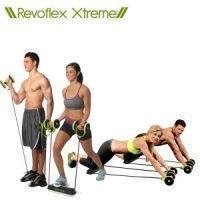Revoflex Xtreme Ultimate Excercise All In One Portable Home Gym Ab Cruncher