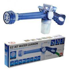 Ez Jet Water Cannon Pressure Wireless Water Jet Gun 8 Adjustable Nozzle