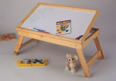 Shop or Gift Multipurpose Wooden Foldable Bed Tray Laptop Table White Board Online.