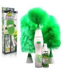 Dh Motor-driven Feather Duster Dust Brush More Function Remove Dust Shan Motor-driven Remove Dust Brush
