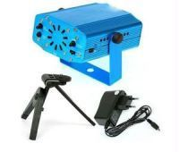 Dj equipments - Mini Laser Projector Stage Holographic Light Dj