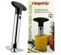 New Easy Stainless Steel Pineapple Corer Slicer