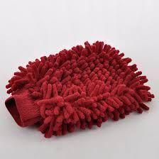Microfiber Premium Wash Mitt Gloves - Home Car Cleaning Glove Micro Fibre