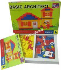 Smart Building Blocks Basic Architect Set 180 PCs