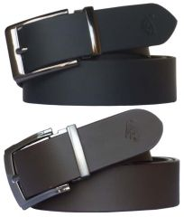 Gift Or Buy Sondagar Arts Formal Black leather belt, Brown leather Belt For Men Combo