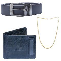 Sondagar Arts Latest  Belts Wallet Chain Combo Offers for Men