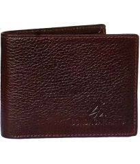 Sondagar Arts Men's Latest Brown Genuine Leather Wallets For Men