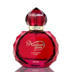 Afnan Arabian Gems Red Perfume For Women 100 ml (Product Code - ARABIANGEMSRED)