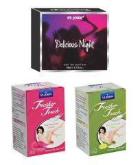St.John-Vijohn VIJOHN Women Care Kit-(Code-VJ245)