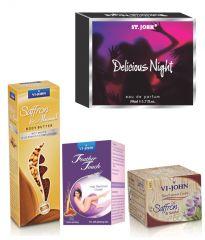 St.John-Vijohn VIJOHN Women Care Kit-(Code-VJ336)