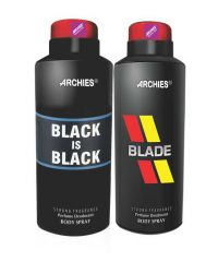 Archies  Deo Blade & Black Is Bkack-(Code-VJ555)