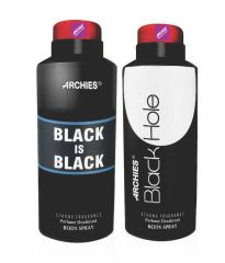 Archies  Deo Black is Bkack & Black Hole-(Code-VJ559)