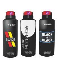 Archies  Deo Blade & Black Is Bkack & Black Hole-(Code-VJ568)