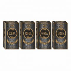 Cobra Limited Edition Perfume For Men 60 ml  (PACK OF 4)