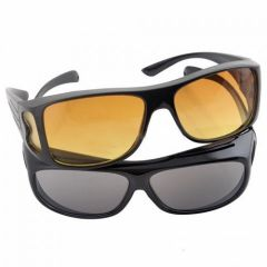 Trioflextech Motorcycle Riding Glasses - 2 Pair