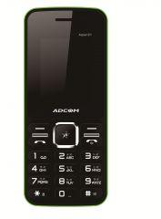 Gift Or Buy ADCOM Aqua 121 dual sim mobile phone_ Black & Green