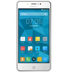 Dual sim smart phones (Misc) - ZOPO Color E1 ZP353 Quad-Core Android Phone-White