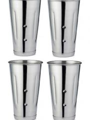 Dynamic Store Set Of 4 Long Lassi Glasses Malt Cup - DS_139