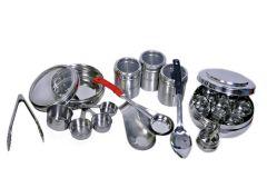 Dynamic Store Set Of 10 Kitchen Utility Set Medium- Double Spoon Rest - DS_186