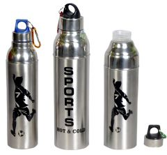 Dynamic Store Set of 3 Insulated Hot & Cold water bottles - DS_430