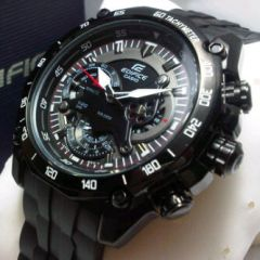 Mens' Watches   Round Dial   Metal Belt   Analog - Casio 550 Full Blackk Watch For Men