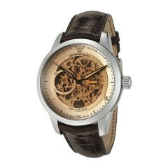 Men's Watches   Round Dial   Leather Belt   Analog - Imported Emporio Armani AR4627 Wrist Watch For Men