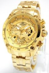 Shop or Gift Casio 550 Full Gold Chain Watch For Men Online.