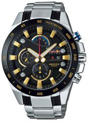 Mens' Watches   Round Dial   Metal Belt   Analog - Imported casio edifice EFR 540 DY watch for men by Deal Sasta