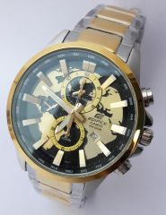 Men's Watches   Metal Belt   Analog - Imported casio edifice EFR 303 1AV  black dial sg watch for men new arrival