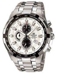 Men's Watches   Metal Belt   Analog - Casio Round White Metal Watch For Men_code-ed370