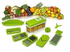 Shop2dealz Multiutility Multi Chopper Vegetable Cutter Fruit Slicer Peeler