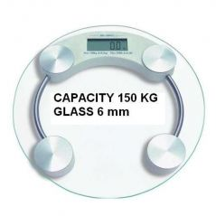 Weighing Machines - Digital LCD Personal Weighing Scale Body Weight Machine