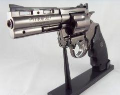 Shop or Gift Pistol Shaped Lighter With Bullets Online.
