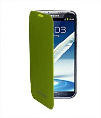 Koloredge Mobile Phones, Tablets - Koloredge Flip Cover For Samsung Galaxy Note 2 - Green