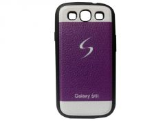 Rubber Back Cover For Samsung Galaxy S Duos-Multicolor (Design 2)