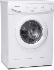Washing machines - Panasonic NA-106MC1W01 6 kg Fully Automatic Front Loading Washing Machine