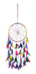 FashBlush Mystical Feathers Dream Catchers Wool Wind chime