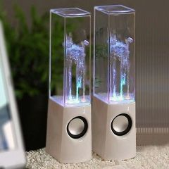 Gift Or Buy Flintstop Water Dancing Speakers