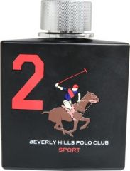 Beverly Hills Polo Club Sport No 2 Eau De Toilette - 100 Ml(For Men)