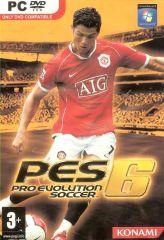 Computers & Accessories - Pro Evolution Soccer 6 PC Games