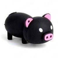 16 GB Black Piggie Pen Drive (Multicolor)