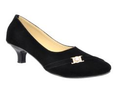 Altek Snapy Smooth Black Bellies for Womens (Product Code - s1307_black)