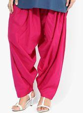 Sinina Pink Color Readymade Full Cotton Patiala Salwar Bottom Pant For Women-LGPT04